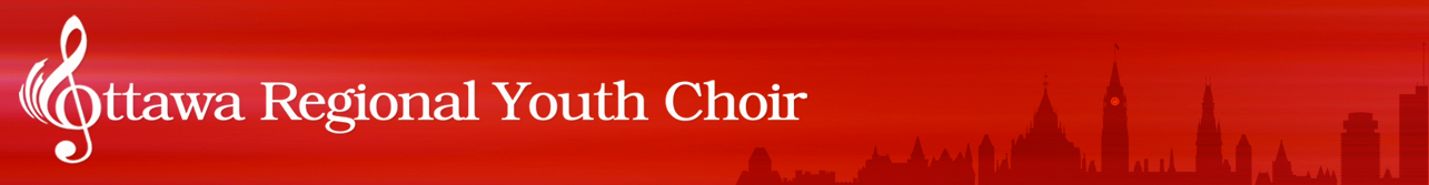 Ottawa Regional Youth Choir